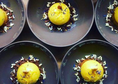 Tarte citron mascarpone revisitée