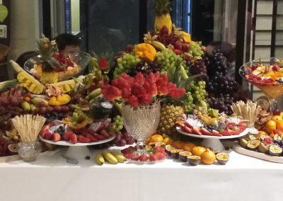 cascade fruits