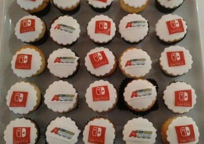 Cupcakes Nintendo