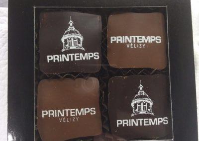Chocolats Printemps