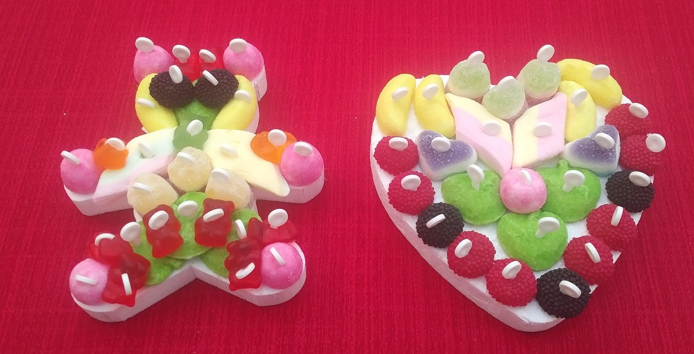 atelier formes et bonbons