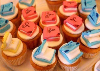 Cupcakes livres