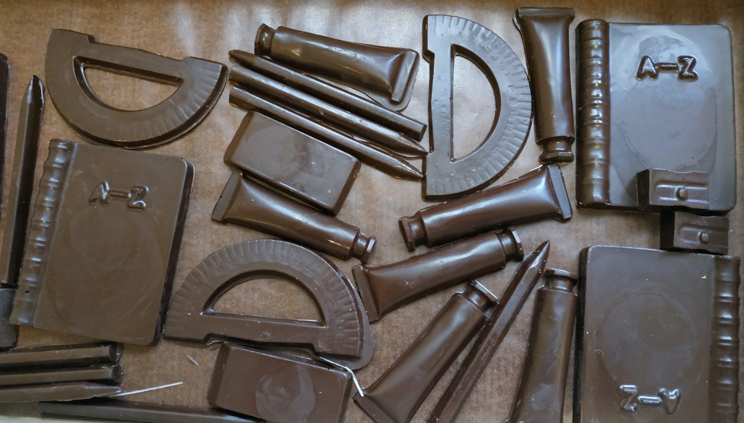 Chocolats «Rentrée des Classes»